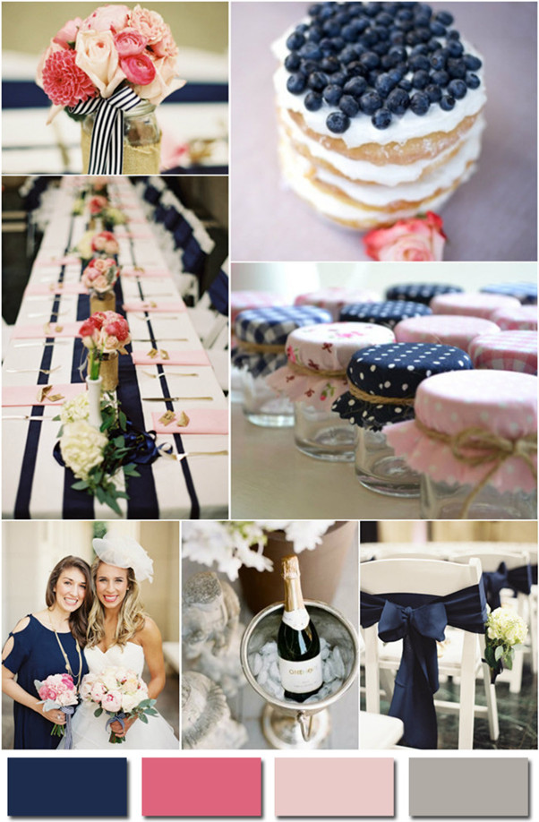 Whats Hot In 2014 For Wedding Colour Trends Eloquent Weddings