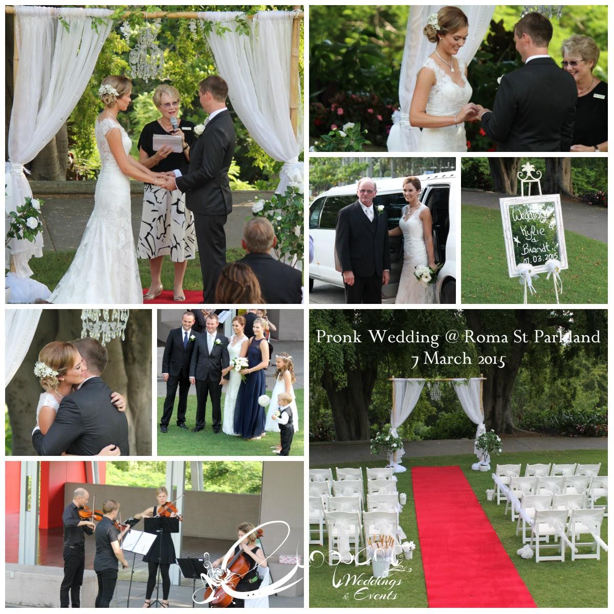 Studi romani wedding