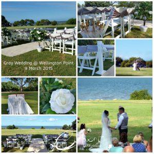 Gray Wedding @ Wellington Point Brisbane
