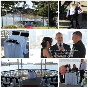 Shortt Wedding @ Newstead Park